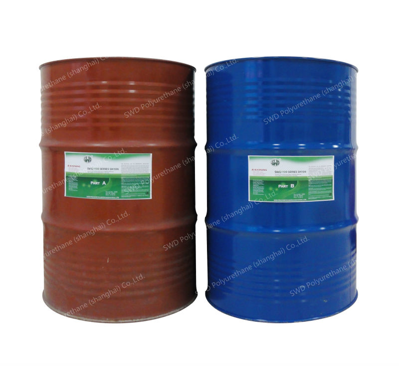 (SPUA) two component spray polyurea elastomer coating