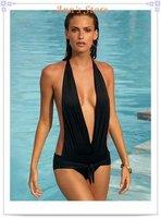 Женское бикини 2013 New sexy bikini, swimwear, swimsuit, fashion monokini, Size S/M/L, NA40306, Black