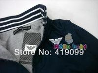Куртка для мальчиков Newest! Baby Boys Autumn Winter Jacket warm coat kids long sleeve jacket wear zipper solid print black red beige blue
