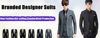платье костюмы мужские черные две кнопки, модные деловые костюмы для мужчин, размер s-4xl