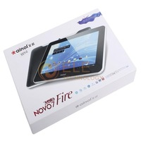 "Планшетный ПК in stock 7"" ainol novo 7 fire flame Android 4.2 Amlogic 8726-M6 Cortex-A9 Dual Core IPS Capacitive screen tablet pc"