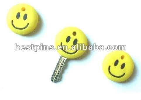 soft pvcToronto maple leaf key head cover key cap