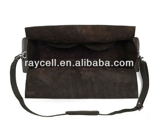 2013 multi-functional pocket Rare Crazy Horse Leather vintage travelling bags for men manufacturers online