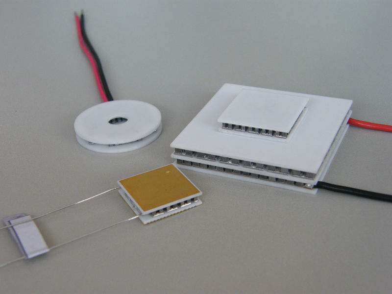 High performance Thermoelectric module