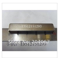 N35 (Nd-Fe-B) ndfeb  magnetic product permanent magnets 50mm x 10mm x 4mm blcok magnets strong powerfull magnets