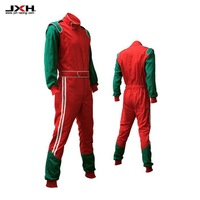 Мужская мотокуртка The Latest 2 Layer Cotton Car Working Suit