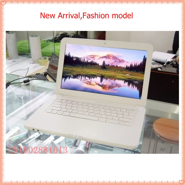 "14"" notebook/14"" laptop/14"" computer, dual core, 2G/320G ,fast and secure shipping,can add brand LOGO"