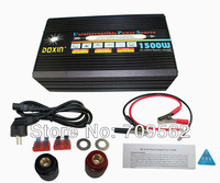 Преобразователь Strongly Recommanded Auto Car Inverter 12V DC to 220V AC Inverter Battery 20A Charger UPS 1500W Three Year Warranty
