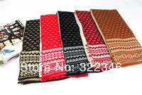 Женский шарф OEM-winter scarf  Winter Scarf-808-2