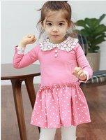 Платье для девочек IRIS Knitting , qz/0420,  qz-0420