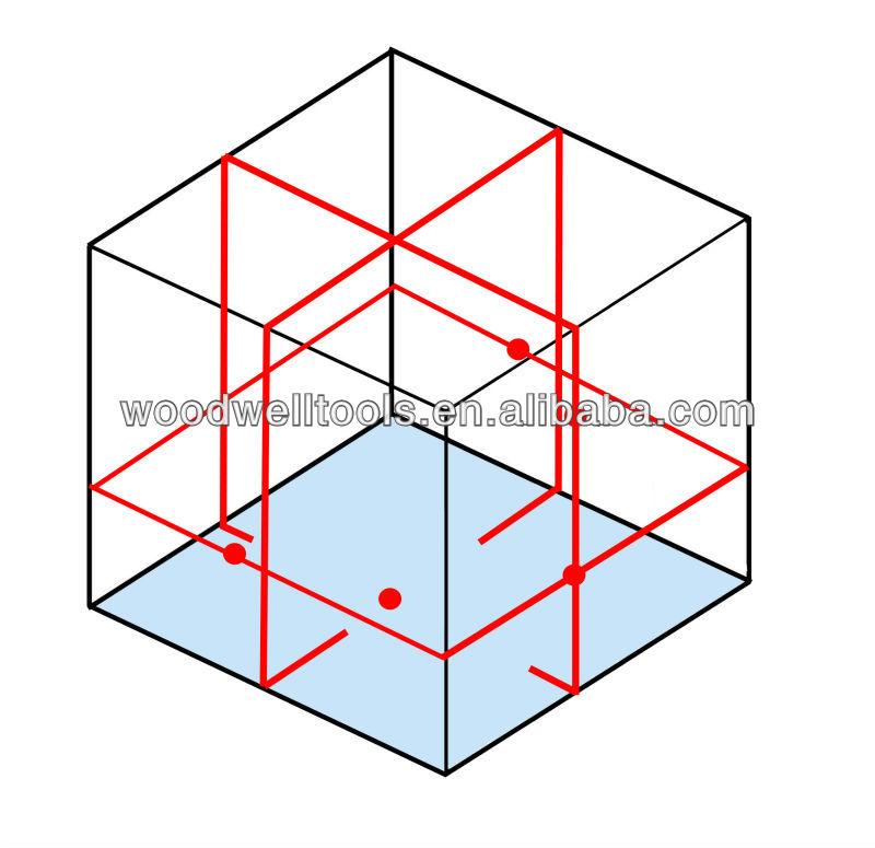 construction laser level/ 4V3H self-leveling laser levels