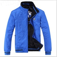 Мужская ветровка WSWG] High Quality Fashion Brand Man Jacket Double-sided wear.1076