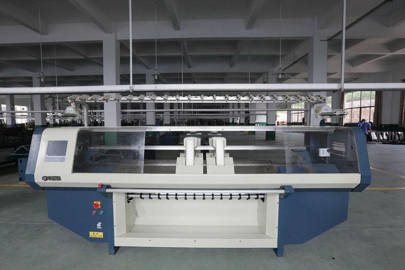 Fully Fashioned Knitting Machines : Fully fashion high speed automatic flat knitting machine