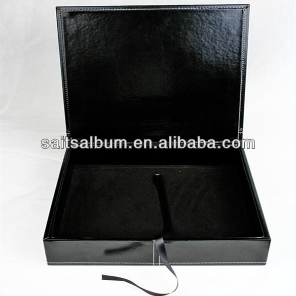 Photo Album For 8x10 Photos 8x10 Black Leather Photo Album