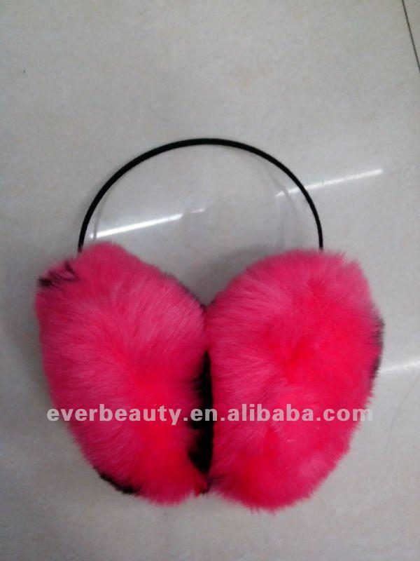 Fur Earcap For Girl's