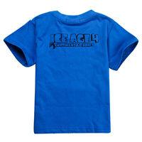 Футболка для девочки NEW Design ICE AGE boy's t shirt/children t-shirt with cartoon/short sleeve t-shirts/kids t-shirt/kids 100% cotton t shirts