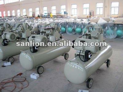 Fusheng 10HP/7.5KW piston air compressor, portable compressor