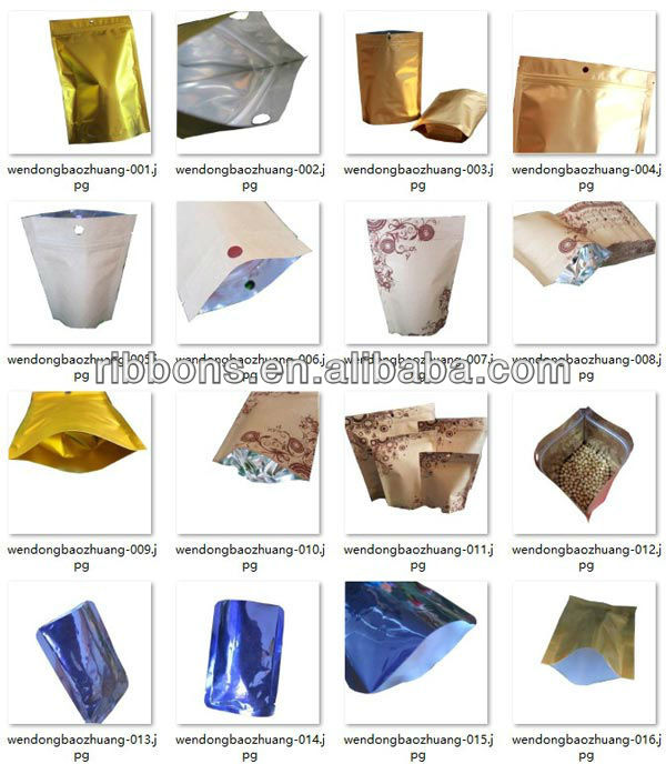 2013 High quality plastic bag for chicken chips packaging