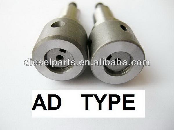 diesel pump plunger 131153-8020/ diesel engine elements A759/Zexel AD type plunger barrel assembly