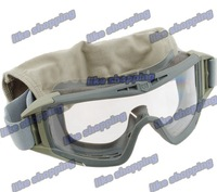 Защитные очки airsoft US Tactical Desert Googles Military goggle/ Fire goggle OD ship