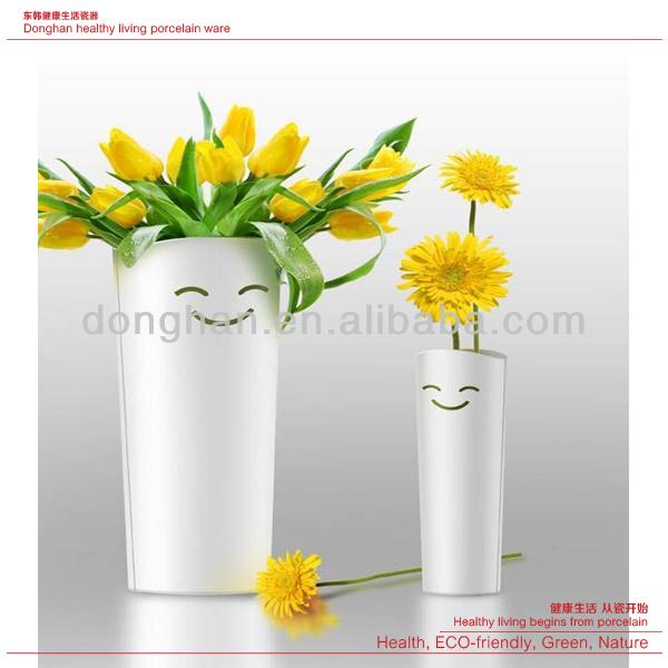 2014 Modern Flower Home Design Ceramic Vase