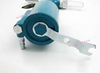 Пневмоинструмент Taiwan imported pneumatic riveters / rivet gun / pull rivet gun / pneumatic nail pull / pull cap gun / rivet gun