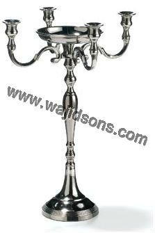 Candelabra Centerpieces Wedding on floor or table mirrors as centerpiece for wedding