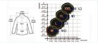 Мужская ветровка Jogal acket : XS, S, M, l 9088