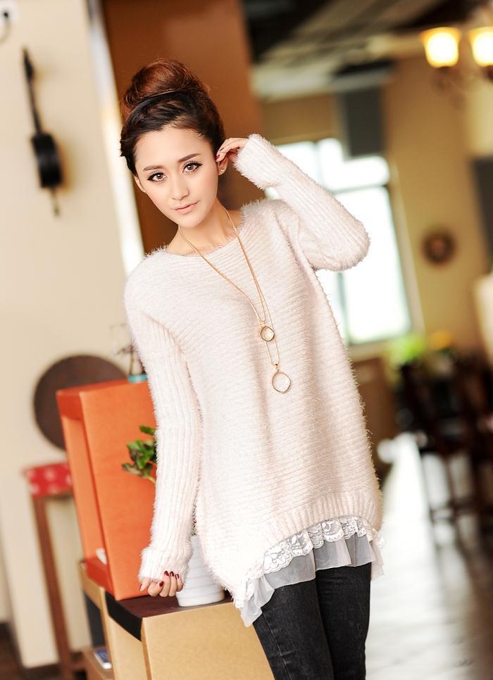 Пуловер Из Мохера С Доставкой
