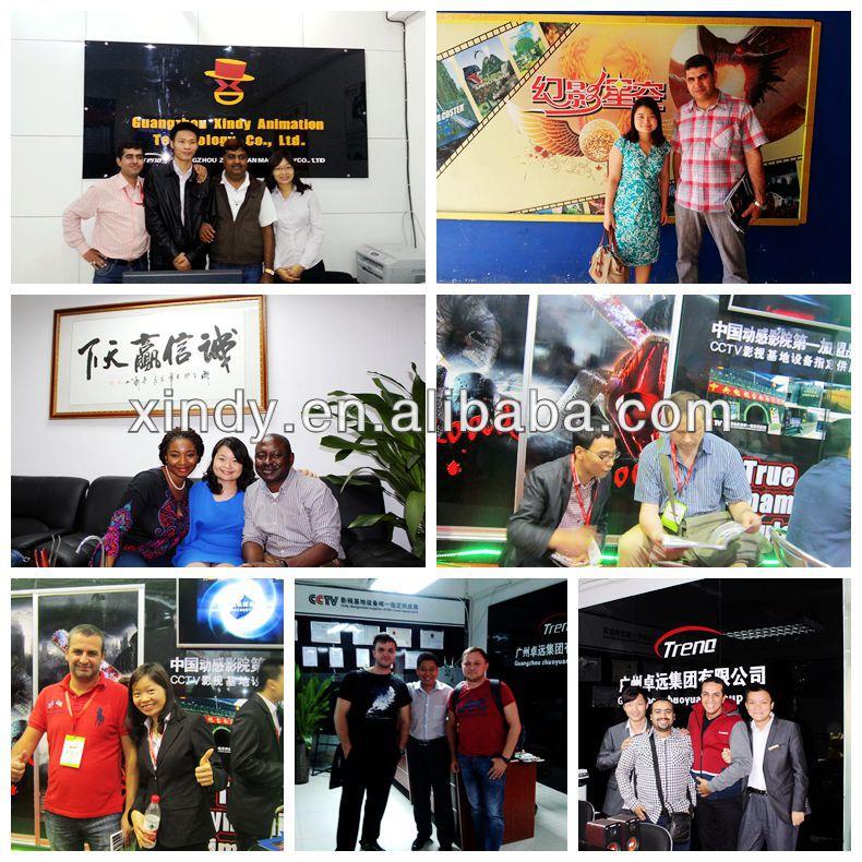 3d 4d 5d 6d cinema theater movie system suppliers