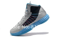 Free Shipping! High quality 2012 Lebron Olimpic Professional Sneakers Lunar Hyper DK X Basketball Shoes ,8 color,eur:40-46