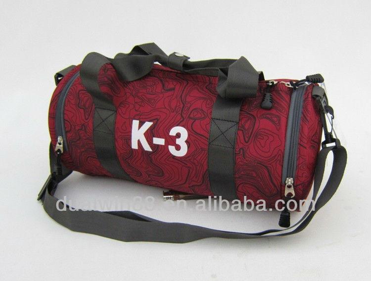 Cool fashion sport gym bag sport duffel bag