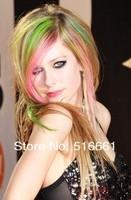 ВПД 1 коробка * 48 шт долго различных цветов 48 шт временные волос Мел цвет красителя пастелью ошибка руб мягкая пастель