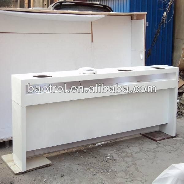 Factory Price Nail Salon Furniture/nail Salon Dry Table/nail Dry ...