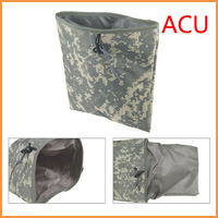 Сумка для путешествий с короткими ручками Big Waterproof Molle Military Recycle Collection Pouch Carrying Bag Outdoor Game