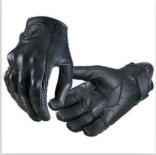 размер м, l, xl новый значок коза преследования Перчатки кожаные гоночный велосипед спортивный мотоцикл полный fing er перчатки Велоспорт