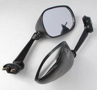 Боковые зеркала и Аксессуары для мотоцикла Mirror for Ya ma ha YZF-R6 YZF R6 2008 2009 2010 black