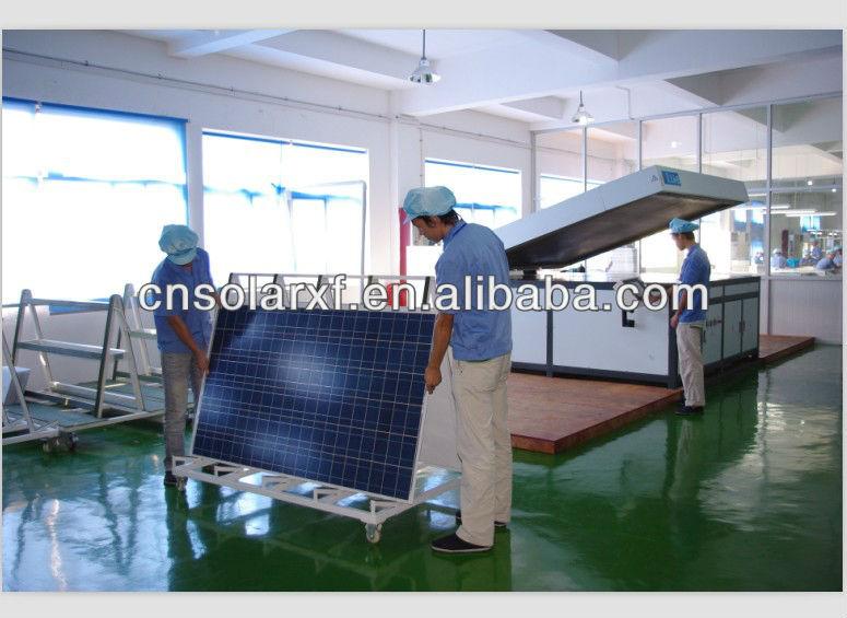 polysilicon solar panel 12w