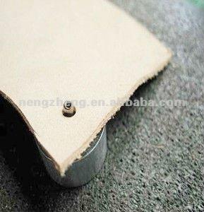 6 * 5 мм никель металлическими клепками одежды крепеж ткань крепеж