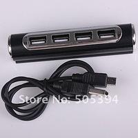 USB разветвитель 4 PORT 480 MBPS SPEED USB 2.0 LAPTOP PC MINI HUB #9379