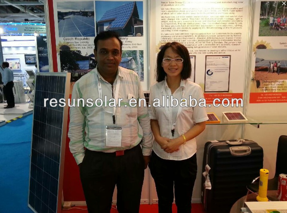 Sunpower best price mono 140w solar panel ,high quality solar panel with CE TUV certificate