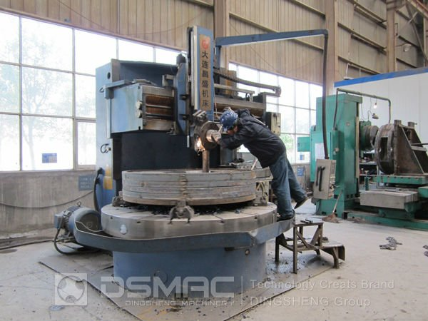 2011 New Lump Coal Mill YM100