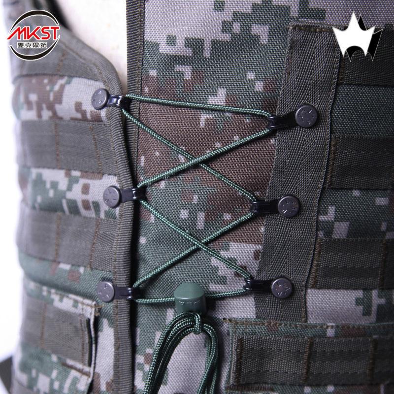 Военные доспехи тактический жилет самообороны продукты 648-10