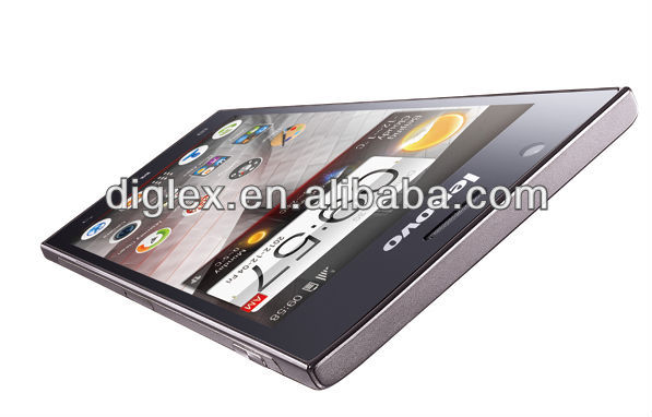 "Original New Lenovo K900 16GB Android 4.2 Intel CPU 2.0GHz 5.5"" screen 1GB RAM 3G GPS Mobile phone"