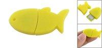 100pcs/lot Cute Fish Shaped Design USB bluetooth 2.0 Dongle