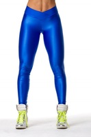 Женские носки и Колготки Brand New solid candy Neon Leggings Sporting Pants Super stretched V Shape High Waist Gym Yoga Fitness ballet style