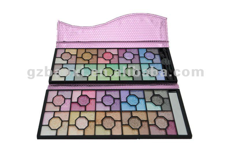 Wholesale!!Fashion 100color Miss Rose Shimmer makeup Eye shadow Palette