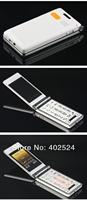 Мобильный телефон GSM Cell phone Elderly Mobile Big Button Large Font Loud Volume SOS Call Camera FM Radio White/Black Color