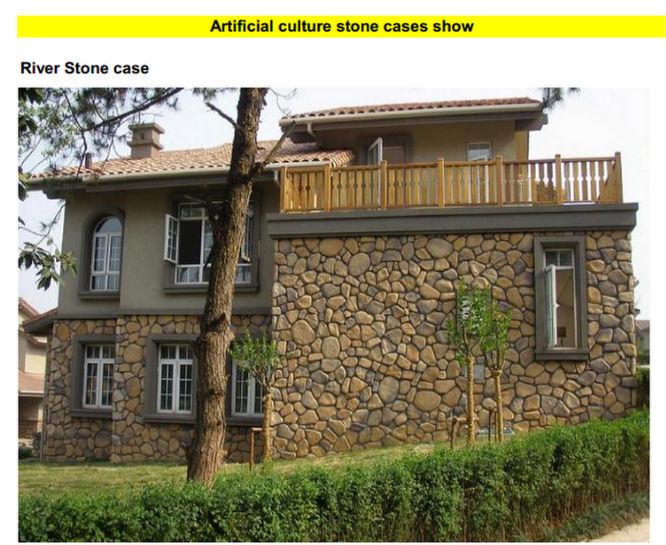 Duradero decorativo de piedra artificial interior de - Piedra decorativa interior ...