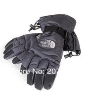 men's winter outdoor waterproof windproof snow ski snowboard boarding glove sport  motorbiking motorcycle riding glove 4 color